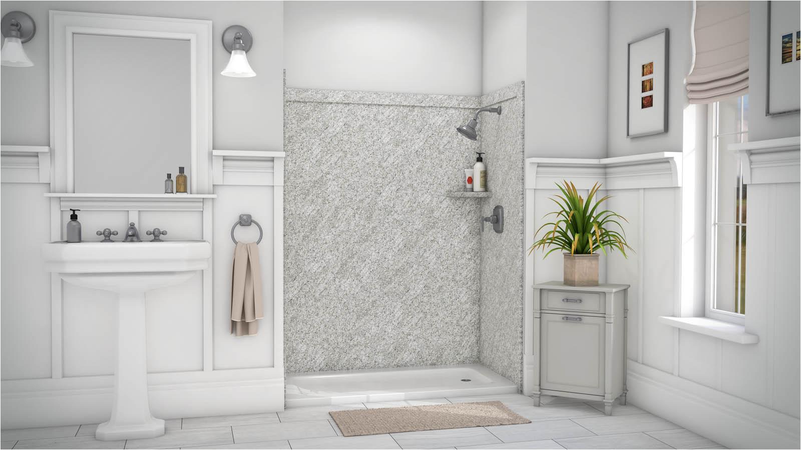diy interior shower tub wall panels