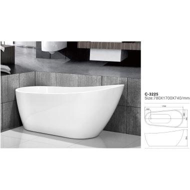 acrylic freestanding tub 1