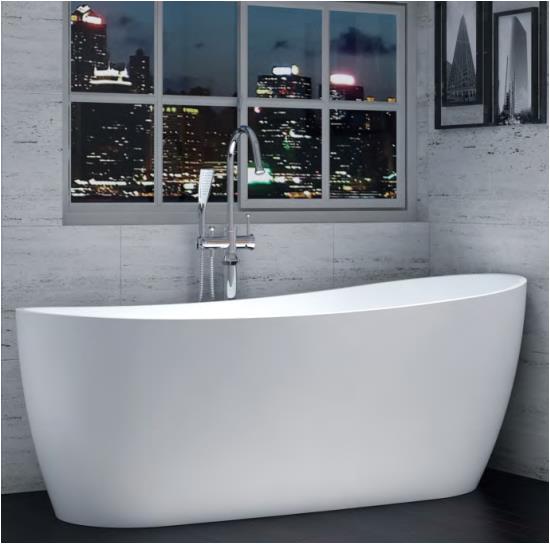 bts66 free standing bathtub