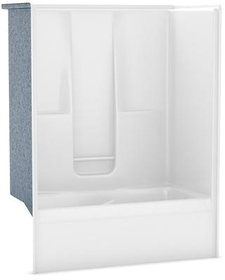 Sterling Vikrell Vs Acrylic Vikrell Vs Acrylic Shower