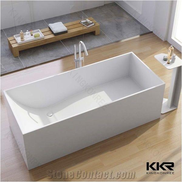 corian acrylic solid surface stone bathroom corner freestanding italian bathtubs for sale