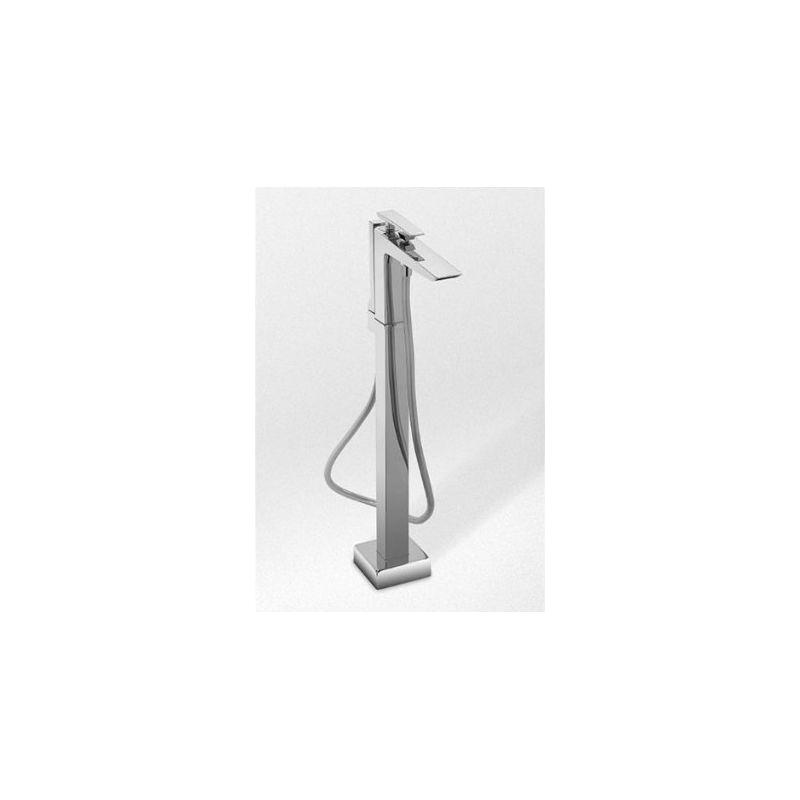 Toto Freestanding Bathtub toto Tb100sf Pn Polished Nickel Single Handle Ada