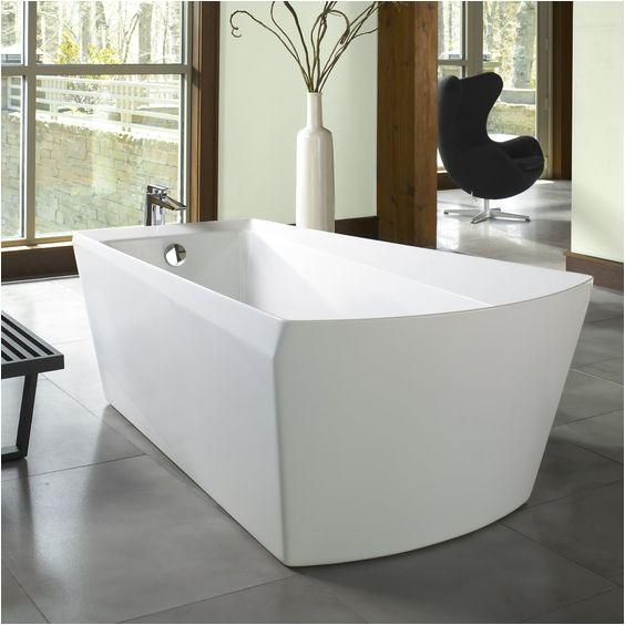 Toto Whirlpool Bathtub toto soiree Freestanding Bath Tubs Pinterest