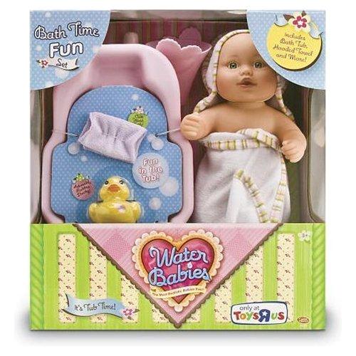 water babies doll bath fun set toys r us exclusive
