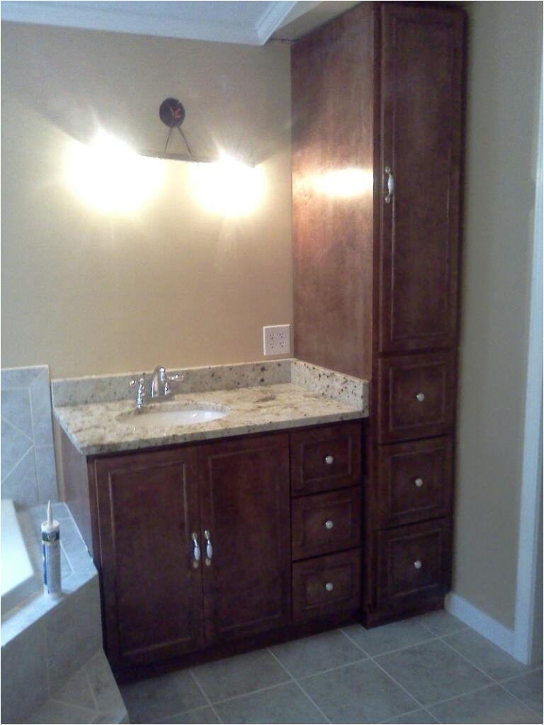 Types Of Bath Linen Amazing Bathroom Vanity and Linen Cabinet Bathroom Vanity