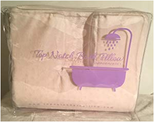 Types Of Bath Pillow Amazon top Notch Bath Pillow Luxury Bath Pillow