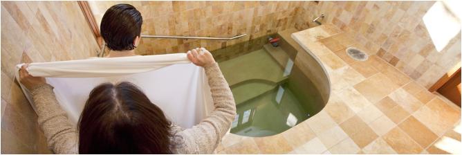 Types Of Ghusl Bath A Brief History Mikveh Pool