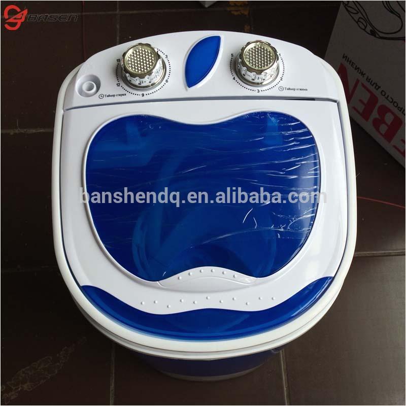 mini pulsator washer portable type single tub washing machine optional spin dryer tub