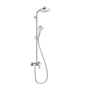 hansgrohe plete showers