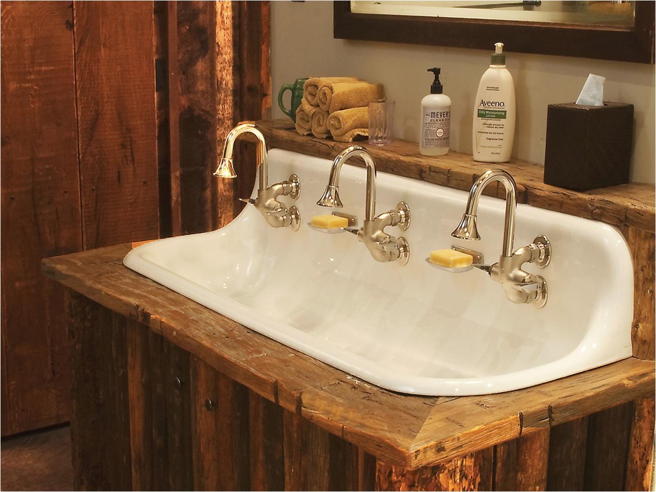 vintage style bath remodel