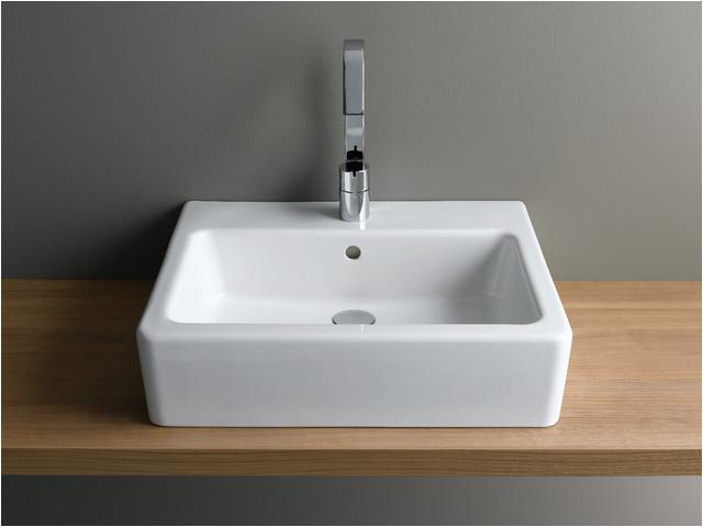 vitra options nuo rectangular basin bathroom london