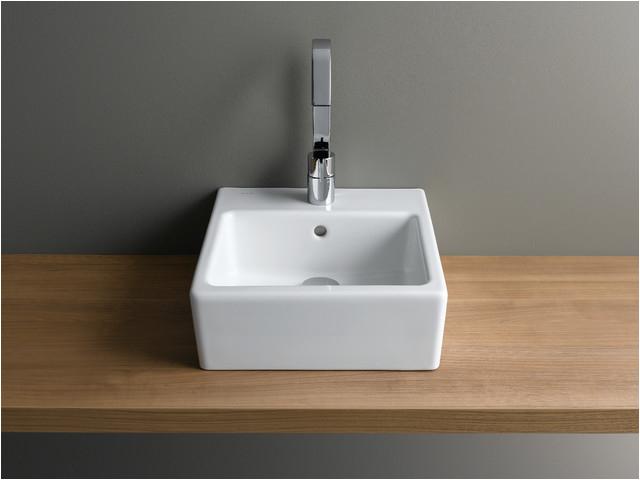 Vitra Options Nuo Rectangular Basin bathroom sinks london