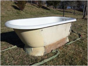 Used Antique Bathtubs for Sale Antique Pedestal Tub Cast Iron