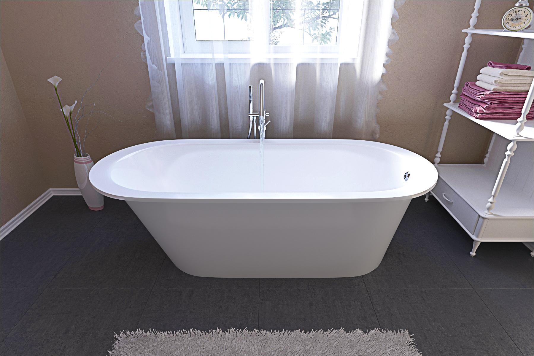 aquatica inflection a f wht freestanding stone bathtub main