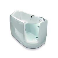 Used Walk In Bathtubs for Sale Shop Meditub 31×40 Inch Right Drain White soaking Walk In