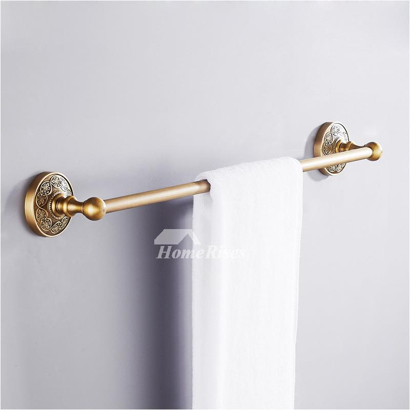 solid 6piece antique brass bathroom hardware sets p hois 3536