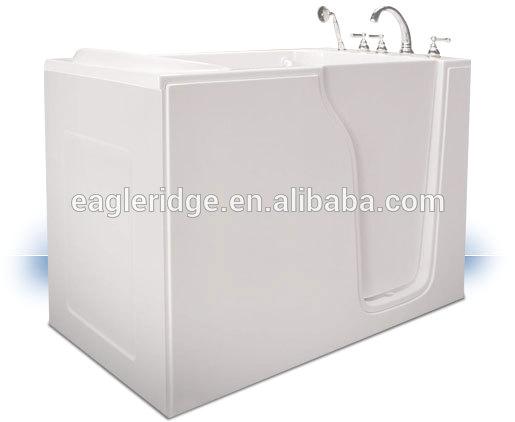 Wholesale portable walk in bathtub elderly
