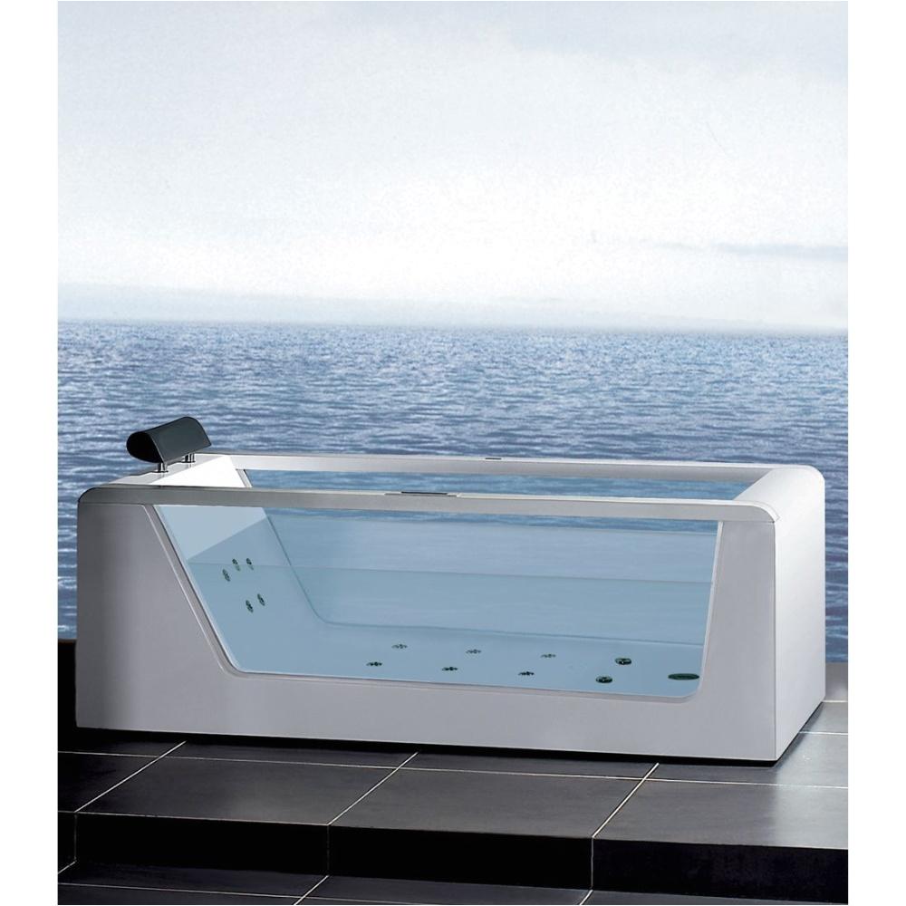 Walk In Whirlpool Bathtub Ariel Bath Ariel Bath Am152jdtsz 70 Platinum White Jetted Tubs Tubs