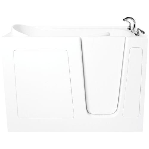 ariel ezwt 3052 r dual 60 walk in whirlpool air bath tub bo with right hand white