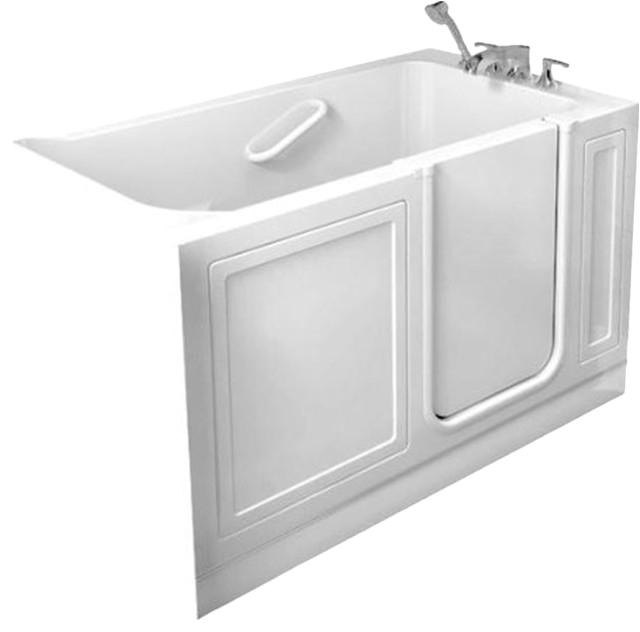 American Standard 3260 210 WRW Walk In Whirlpool White modern bathtubs