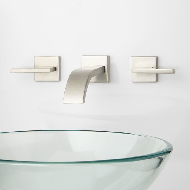 ultra wall mount bathroom faucet lever handles modern bathroom faucets and showerheads