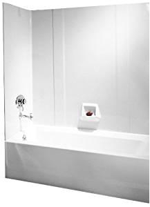 Wall Surround for Bathtub Swanstone Rm 58 010 High Gloss Tub Wall Kit White Finish