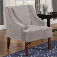 Accent Chairs l54 c O Gray