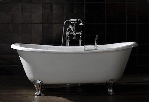 What is Freestanding Bathtub Free Standing Bathtubs Pros and Cons Bob Vila