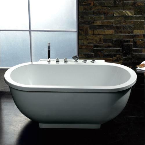 Where to Buy Jetted Bathtub Freestanding Whirlpool Tub Bathtubs