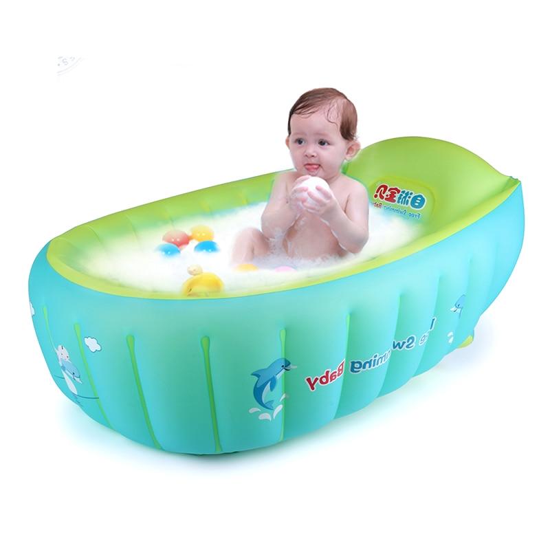 Which Baby Bathtub Aliexpress Buy 2017 New Baby Inflatable Bathtub