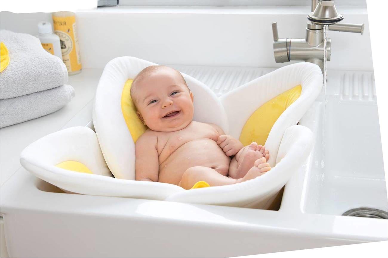 Which Baby Bathtub Blooming Bath Lotus Baby Bath Cushion Gad Flow