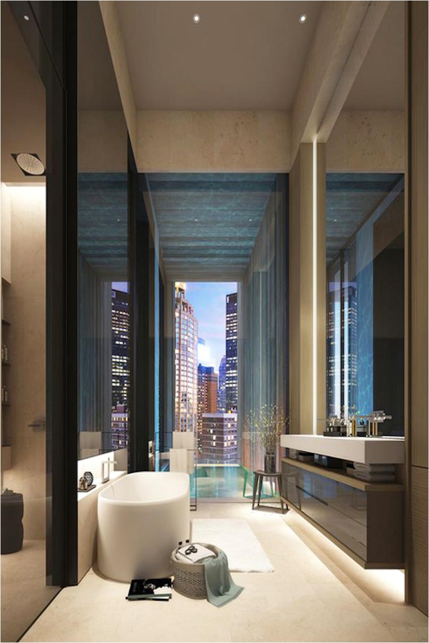 10 luxury bathtubs astonishing view