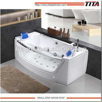 Whirlpool Bathtub Alibaba Stainless Steel Jets Glass Front Whirlpool Bathtub Buy