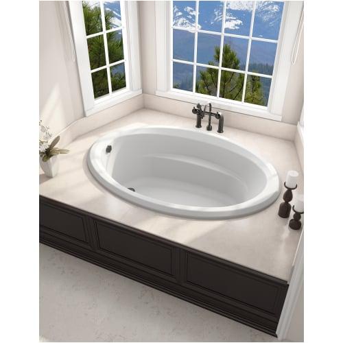 """Whirlpool Bathtub Definition Jacuzzi J4d6042 Wrl 1xx 60"""" X 42"""" Signature Drop In"""