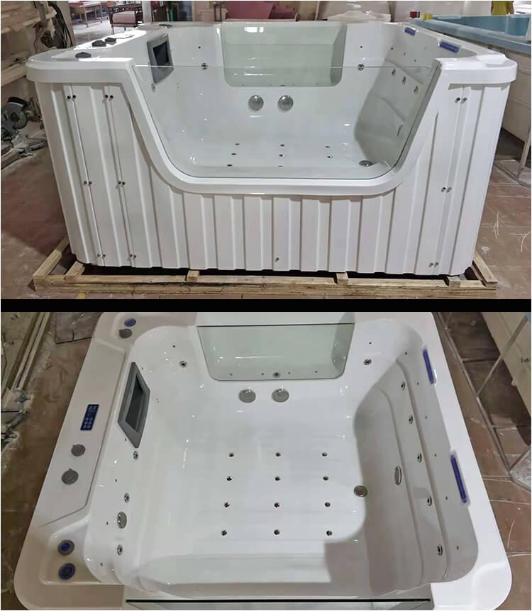baby whirlpool spa tub