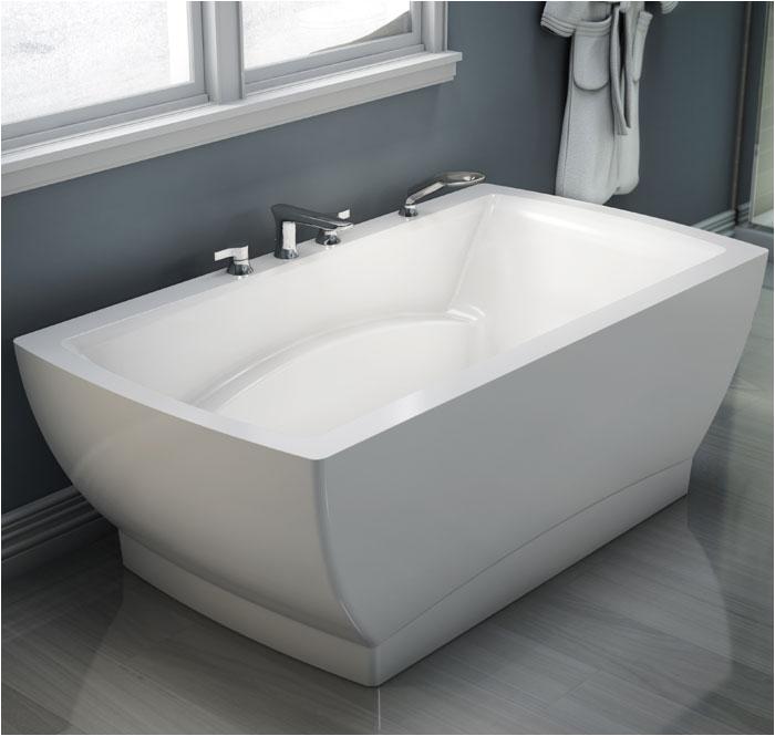 freestanding whirlpool tub