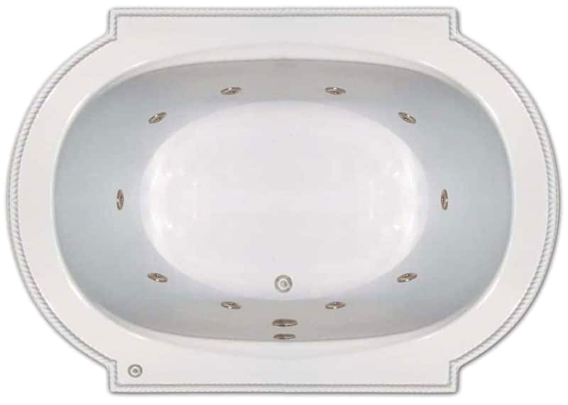 differences between air tubs whirlpool baths