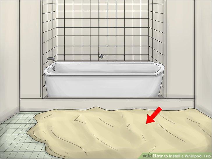 Install a Whirlpool Tub