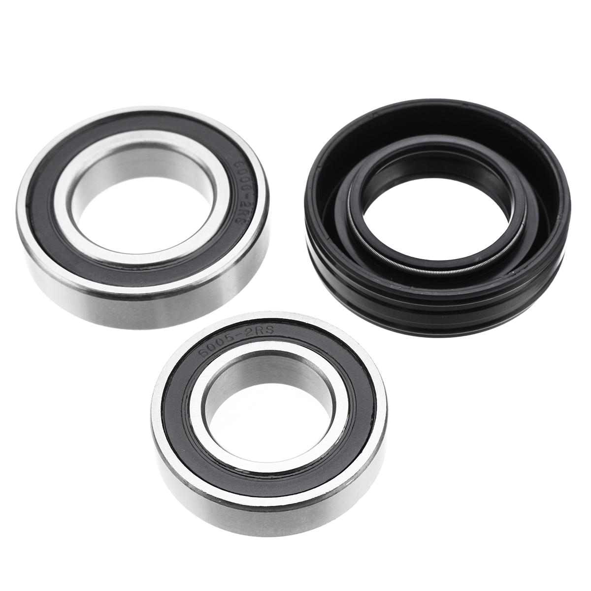 W Washer Tub Bearings and Seal Kit For Kenmore Maytag Whirlpool p