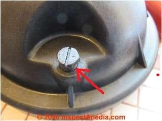 Spa Hot Tub Filter Leak Repair