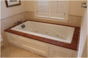 whirlpool tub installation planning