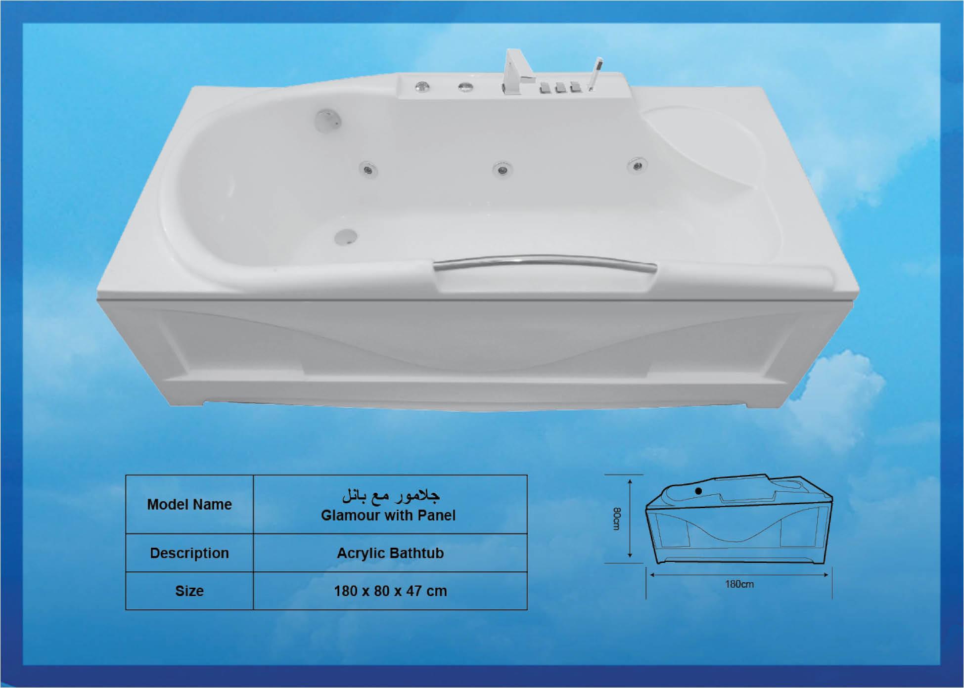 whirlpool bathtub manufactures