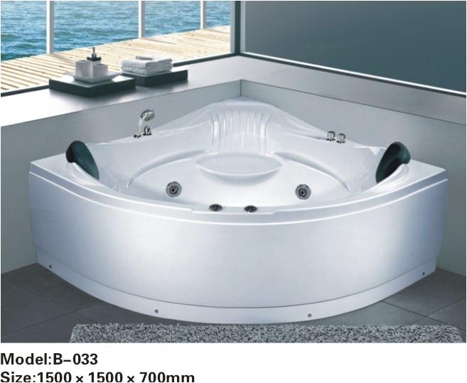Whirlpool Bathtub Price Aliexpress Buy Luxury Whirlpool Massage Bathtub