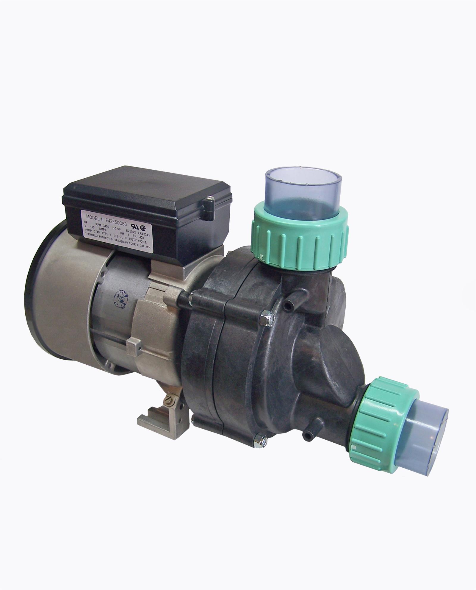 75 hp whirlpool bath pump 2