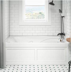Jacuzzi® Cetra LeftHand Heater 60 x 36 Skirted Whirlpool Bathtub CTS6036WLR2HX L590 K JS refid=BPA49 JS