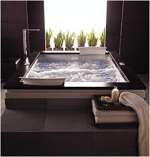 Whirlpool Bathtub Undermount Jacuzzi Whirlpool Fuz7236wrl4chy Fuzion Undermount Drop In