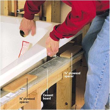 install whirlpool tub