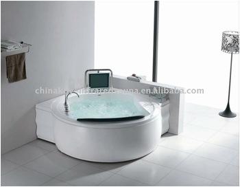 whirlpool bathtub with TV massage bathtub