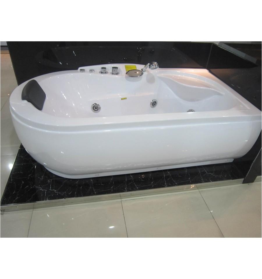 1057 kerkyra whirlpool tub right corner