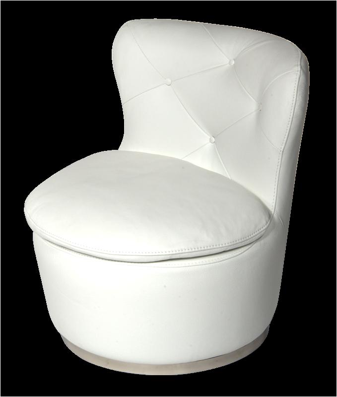 modern accent chairs renzo snow white swivel